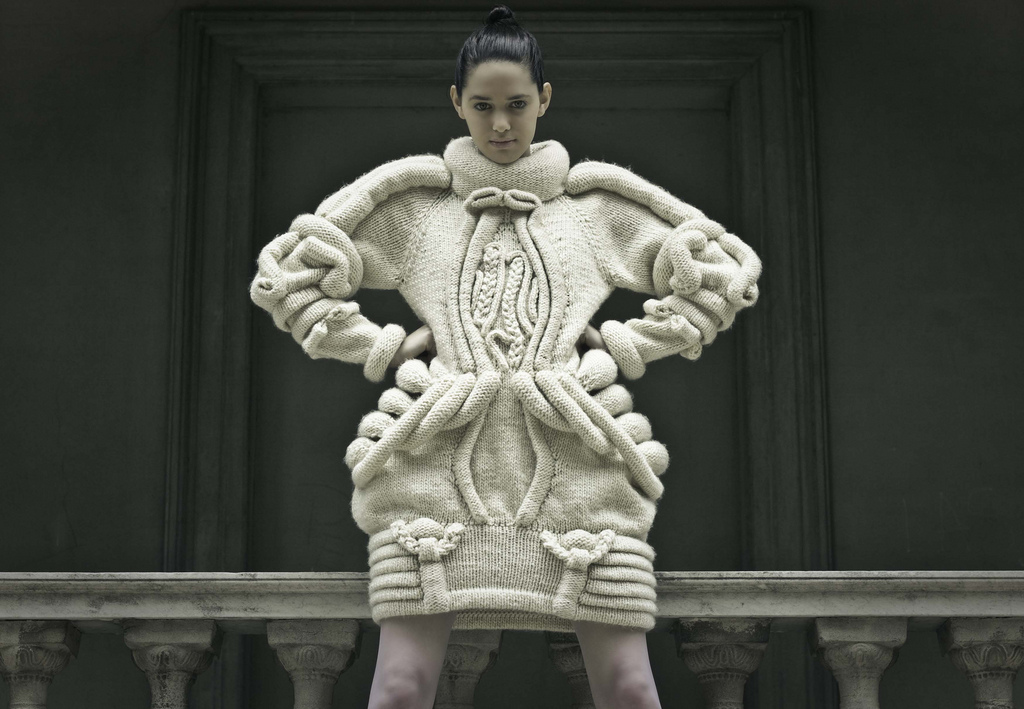 A Short Story On Knitwear