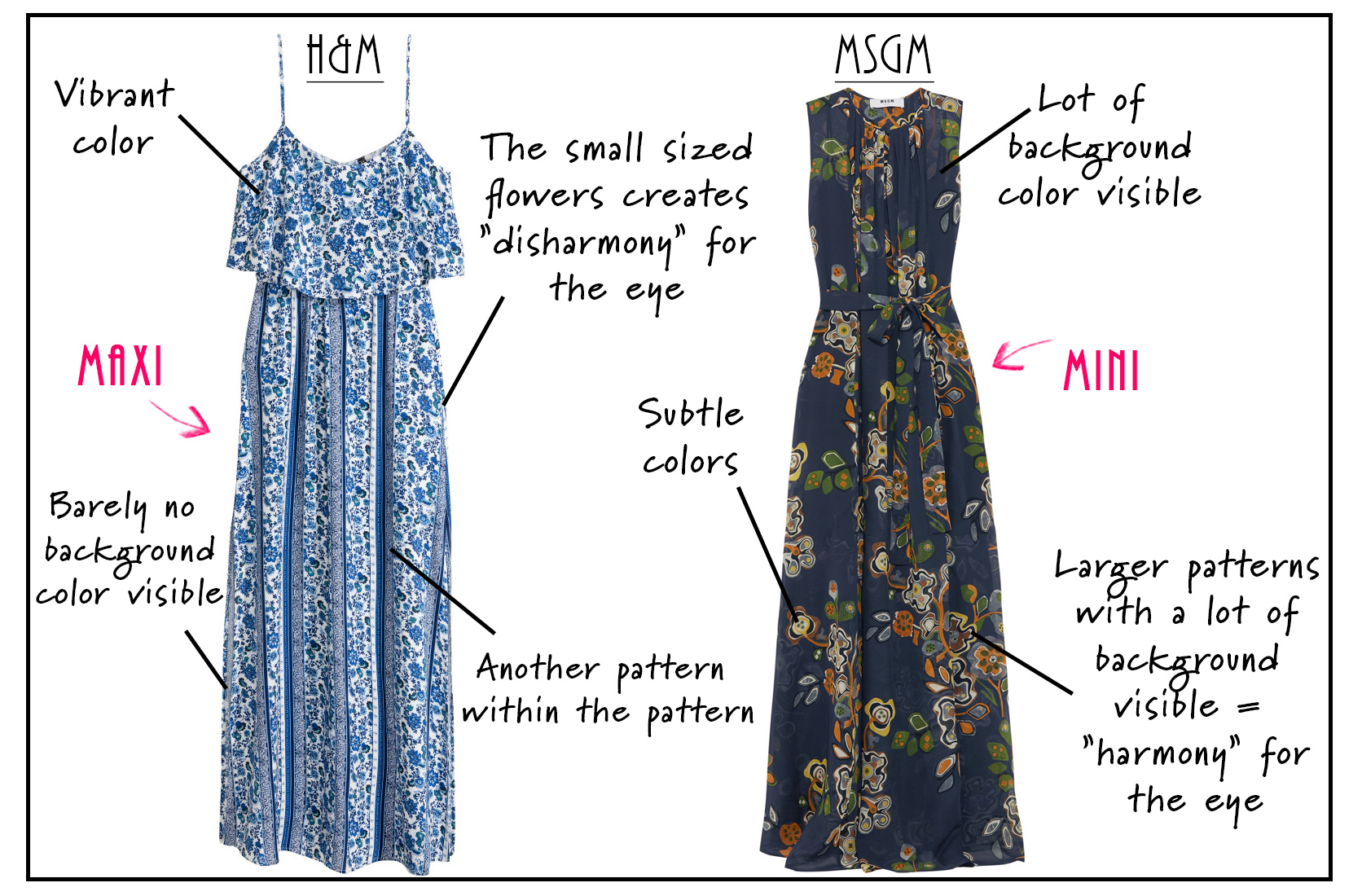 Why you should wear patterns