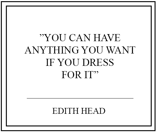 10 thoughtworthy fashion quotes | The Fashion Folks