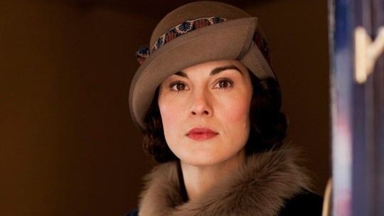 Downton Abbey Makeup