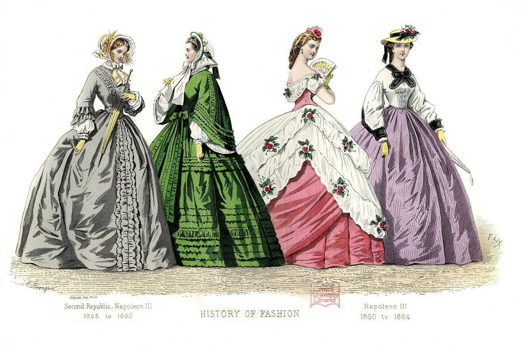 19th century fashion in 3 trends today from yesterday | The Fashion Folks