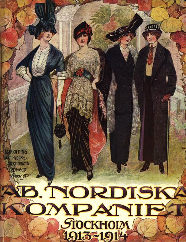 20th century fashion history 1910 - 1920 The Fashion Folks