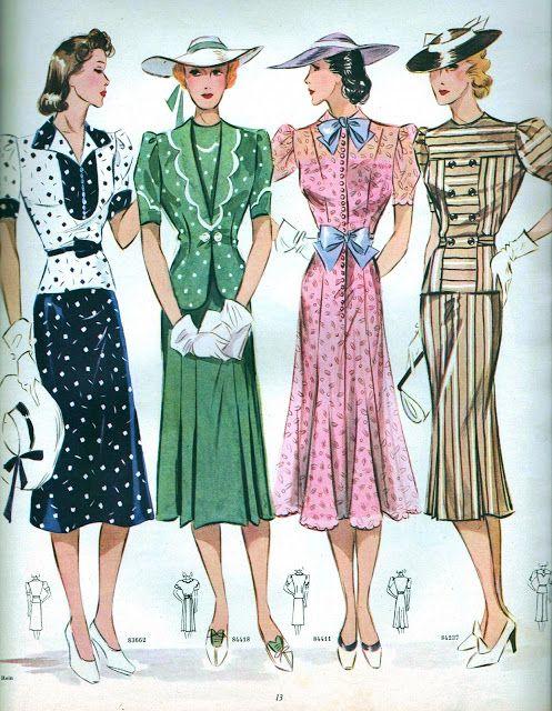 1930 to 1940 fashion 94