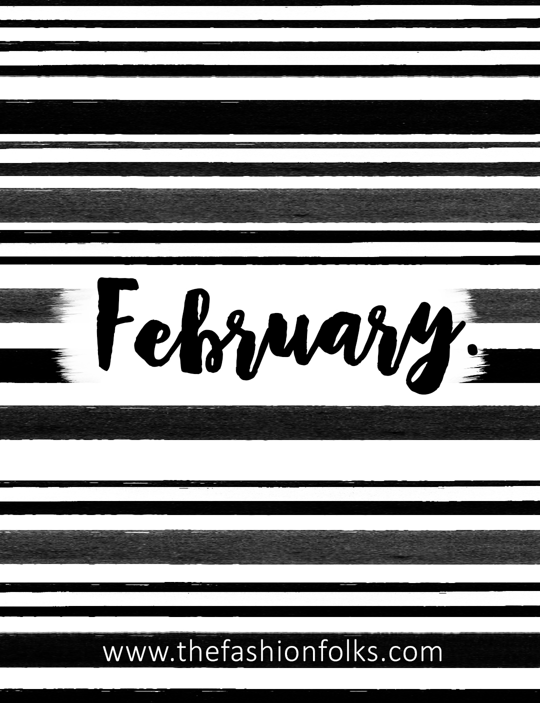 best posts of february | The Fashion Folks