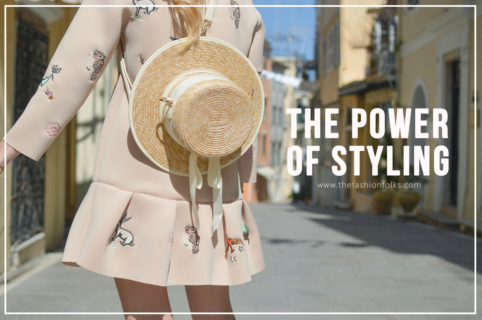 The Power Of Styling Sustainable Development - The Fashion Folks