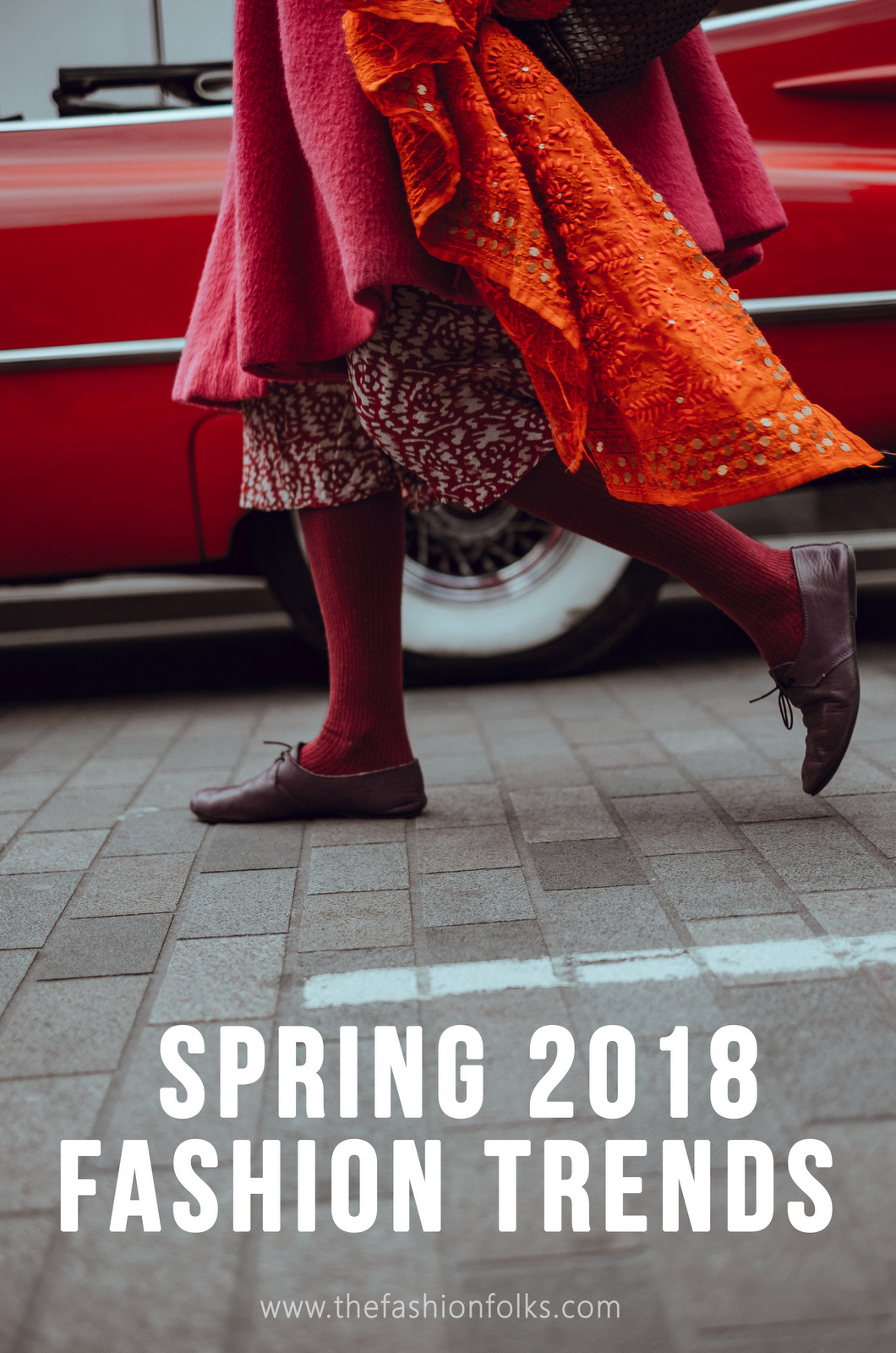 Preview Fashion Trends Spring 2018 The Fashion Folks