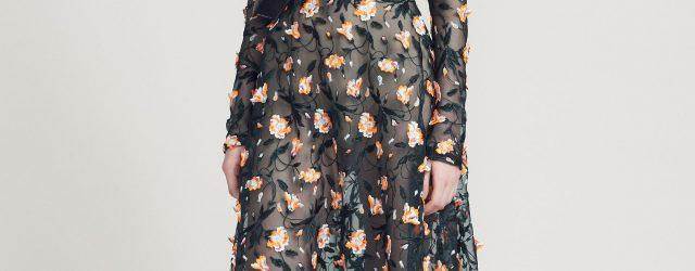 Fall Fashion 2017 - Jason Wu Pre-Fall 2017