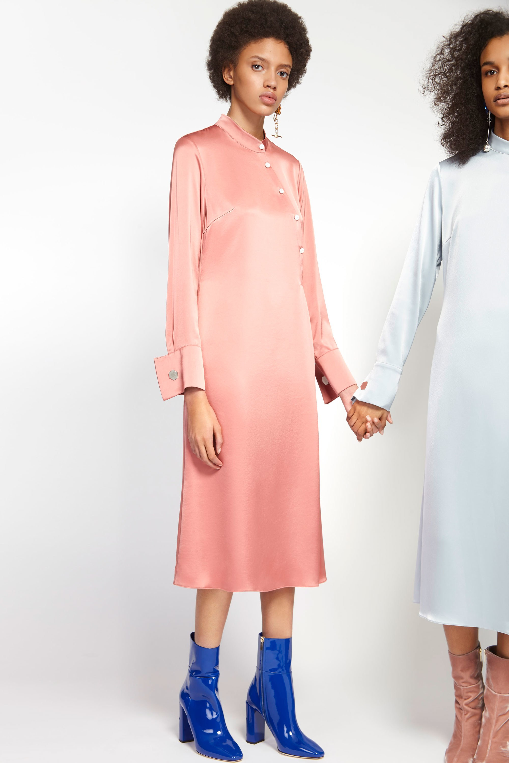 Osman Pre-Fall 2017 - Midi Dress Fall 2017