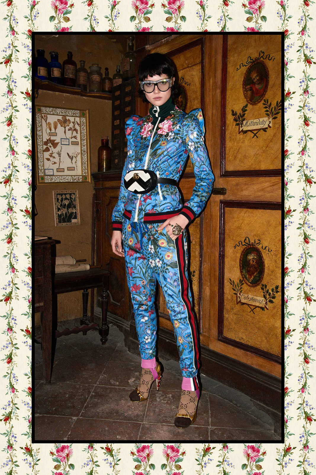 What Trends Will We Remember In 10 Years - Gucci Pre-Fall 2017