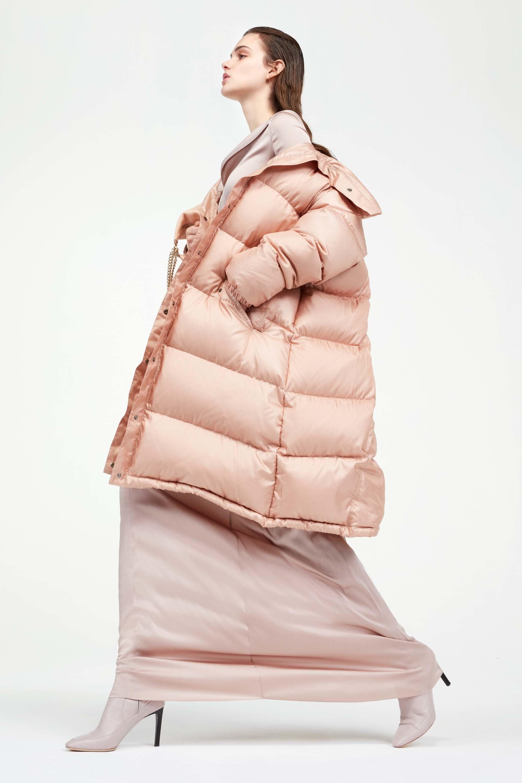 nina ricci pre-fall 2017 - the puffer jacket fall 2017