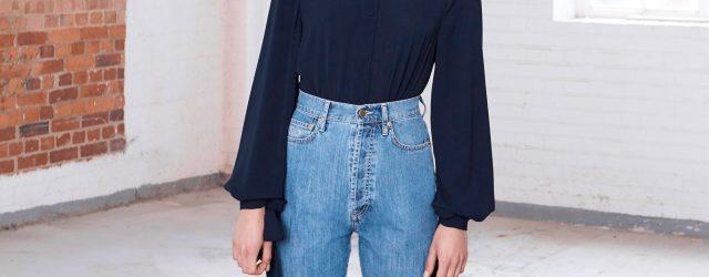 Mom Jeans 2018 - Emilia Wickstead Resort 2018