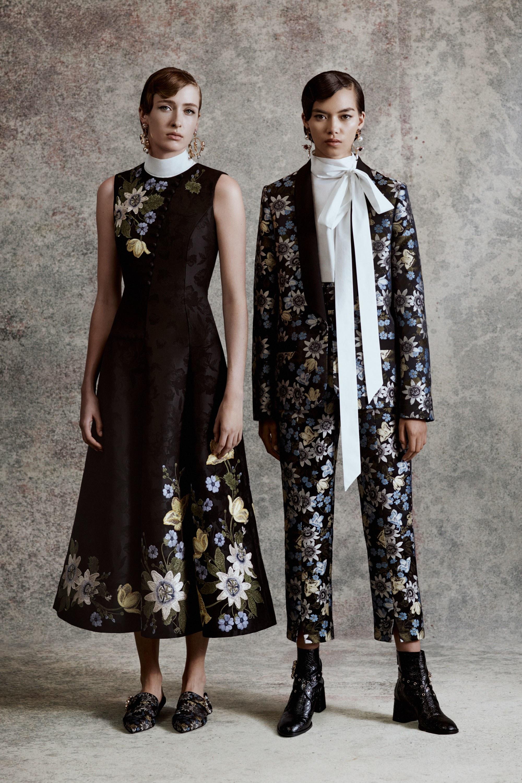Spring Fashion 2018 - Erdem Resort 2018
