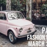 Paris Fashion Week March 2018