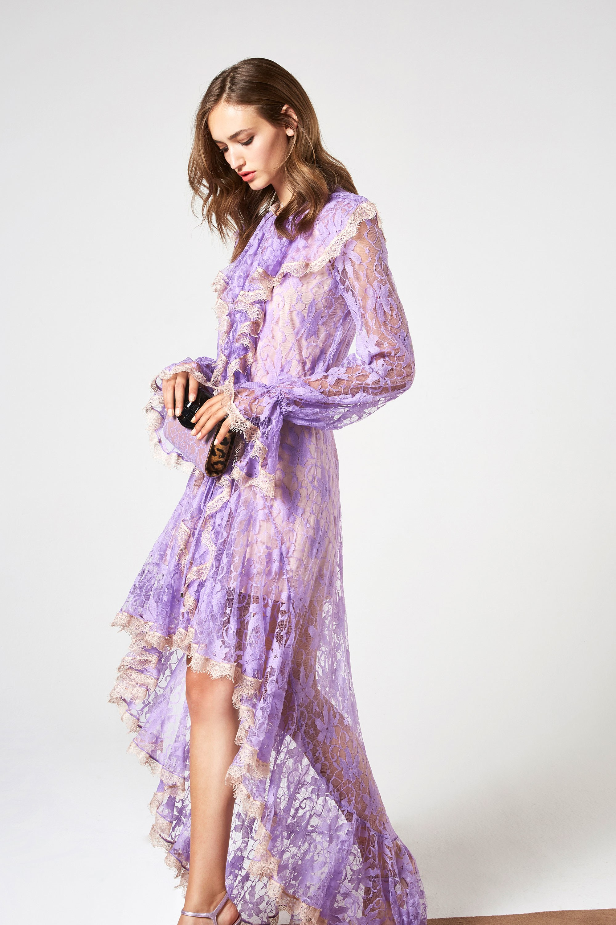Purple Spring 2018 - Blumarine Resort 2018