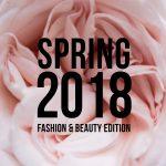 Embrace Spring 2018
