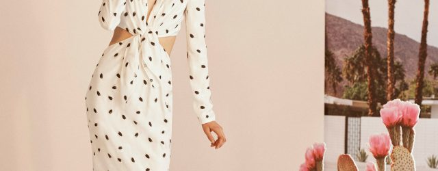 Carolina Herrera Resort 2019 1