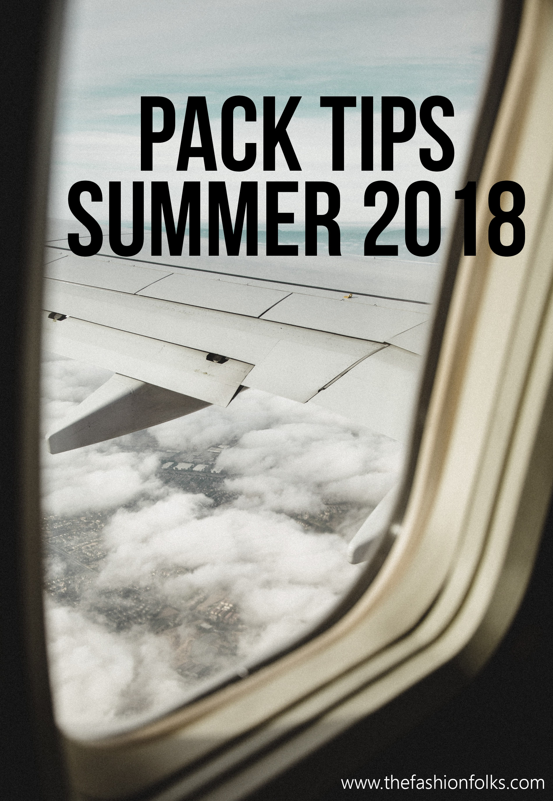 Pack Tips Summer 2018