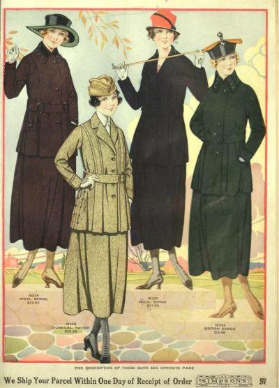 The Belt 1910s