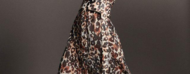 Leopard Print 2018 - Sonia Rykiel Pre-fall 2018