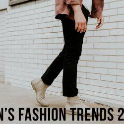 Men's Fashion Trends 2019