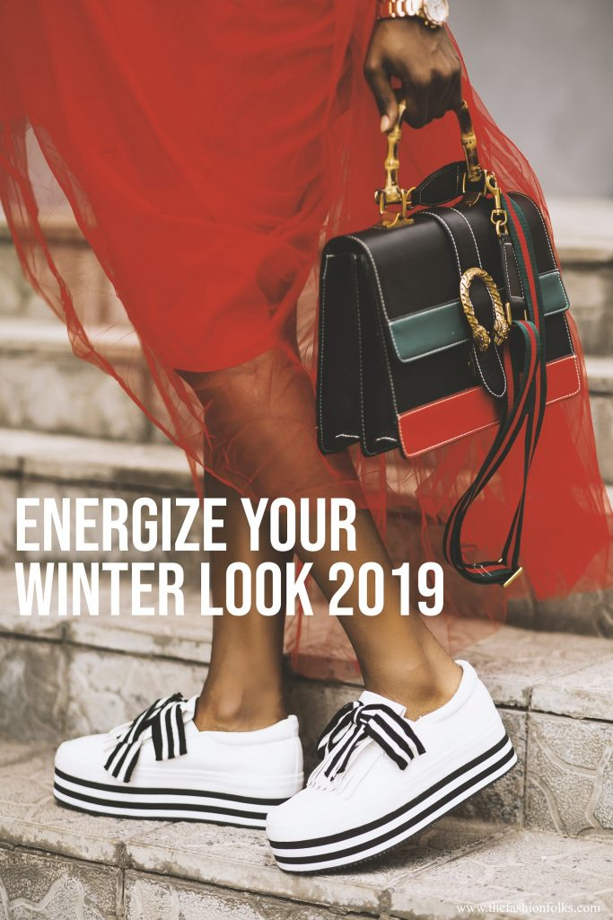 Energize Your Winter Look 2019