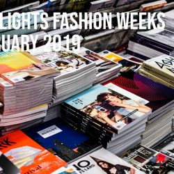 Highlights from the Fashion Weeks February 2019