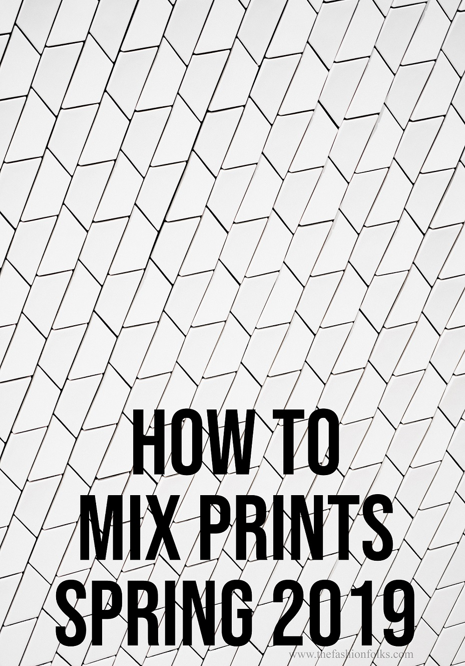 How To Mix Prints Spring 2019