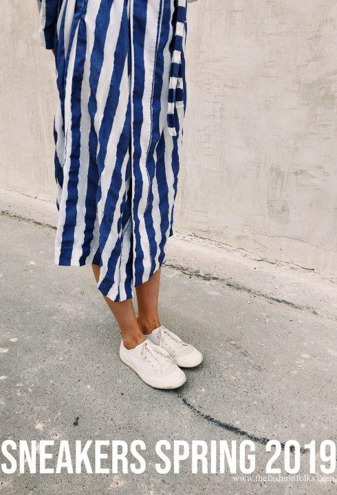 Sneakers Spring 2019