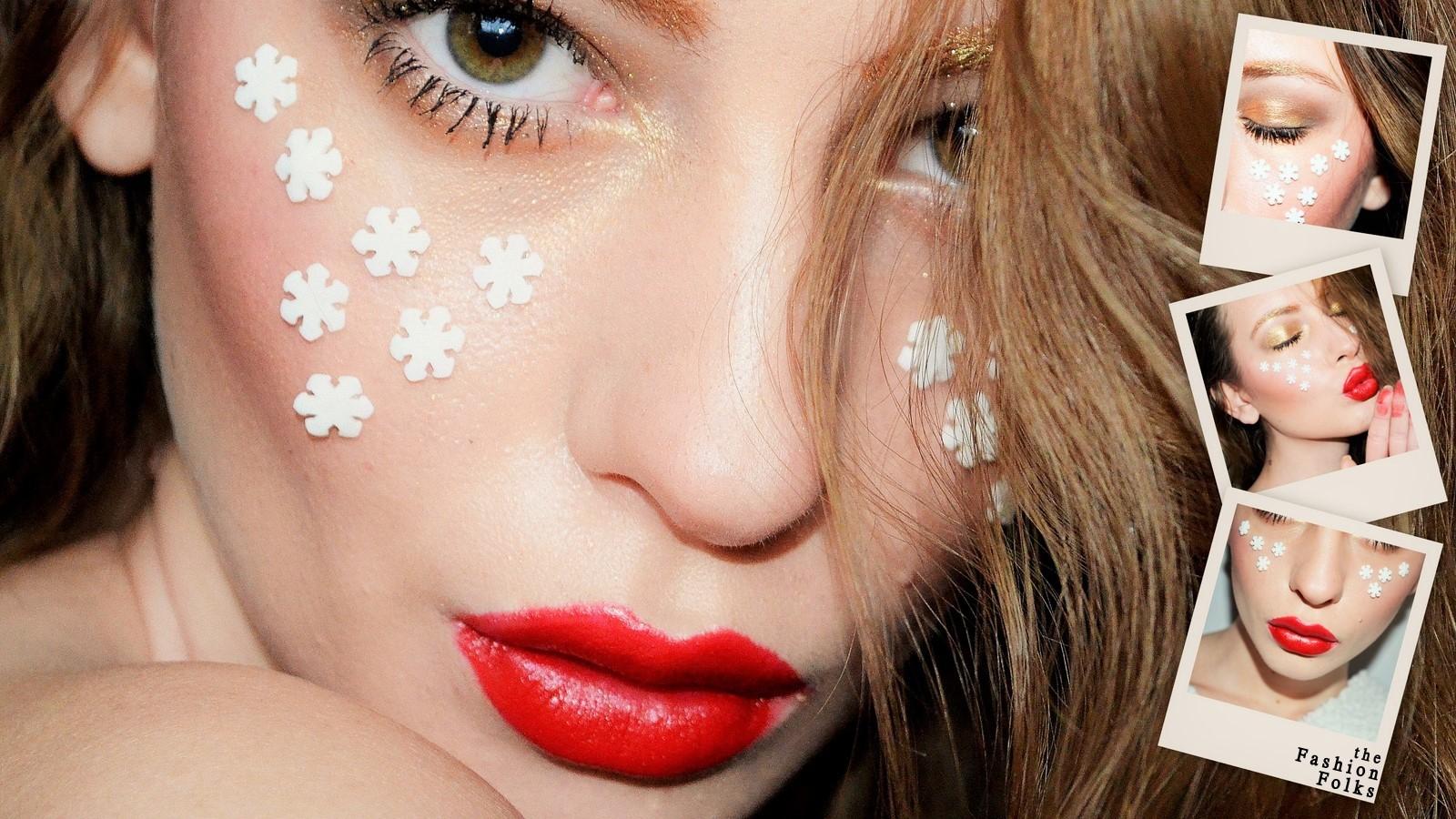 Xmas Makeup Inspo