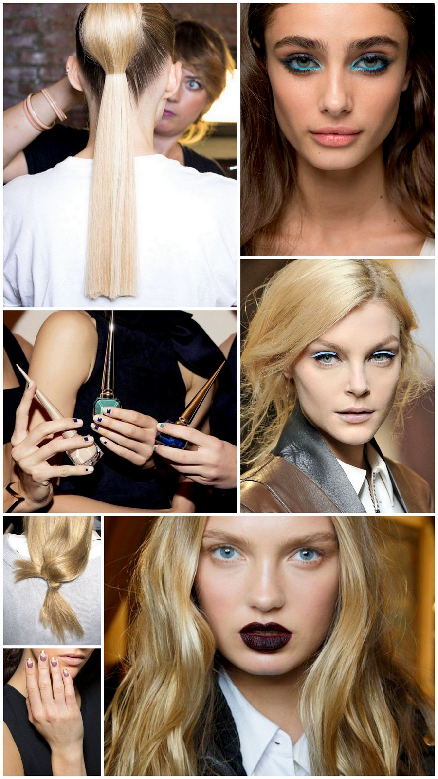Beauty Trends 2015