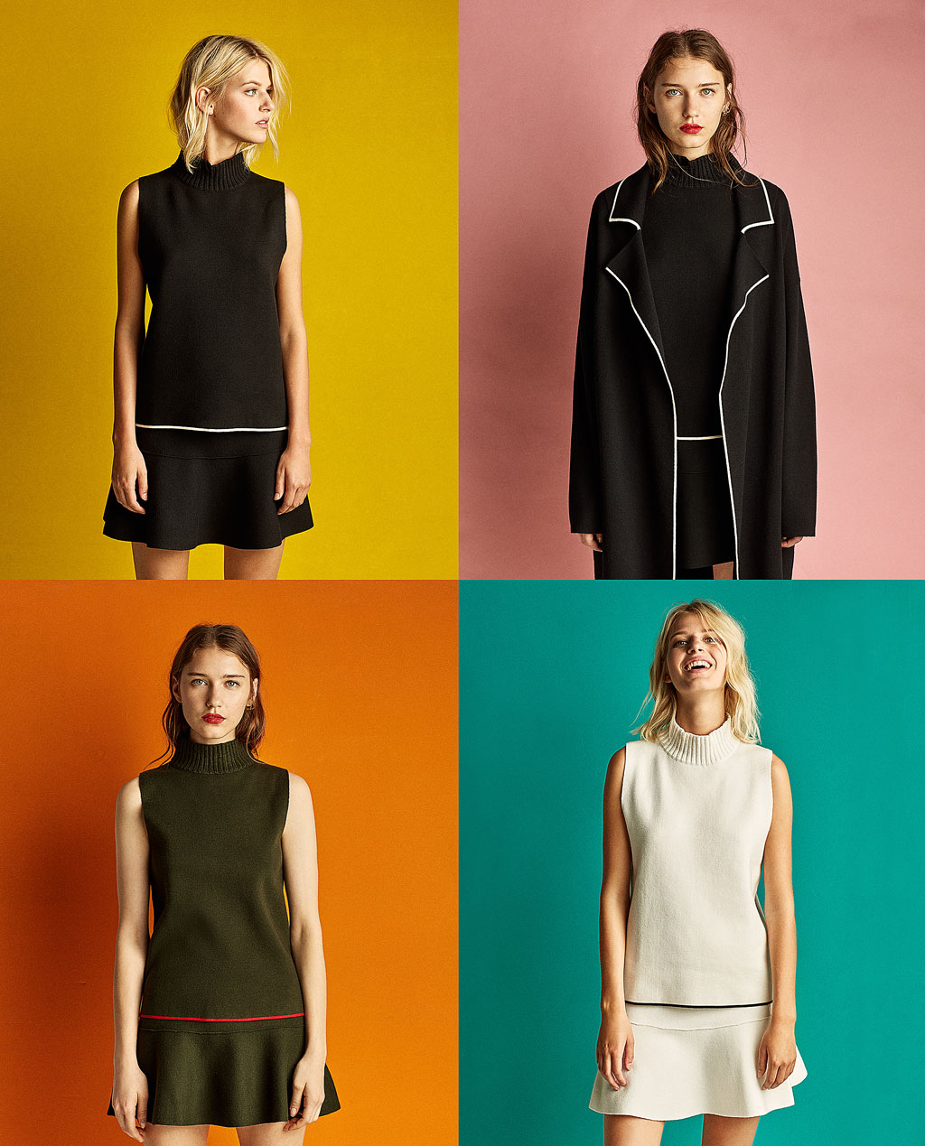 trendy clothes for fall zara