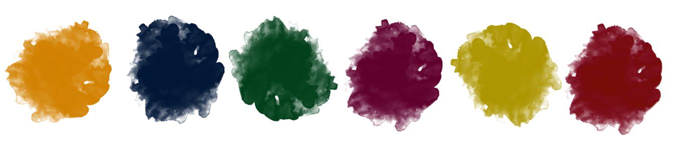 Classic Fall Color Palette