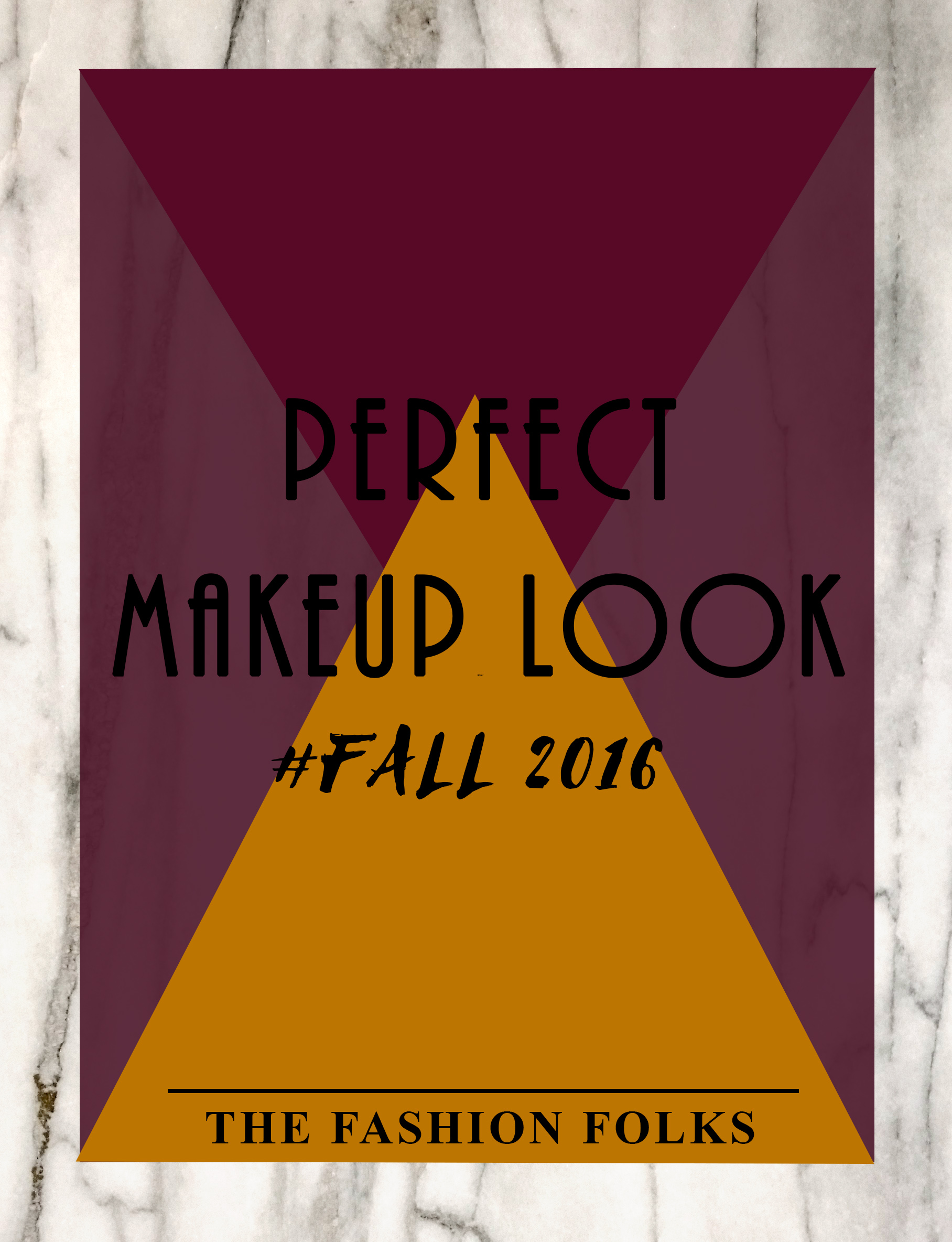Perfect Fall Makeup Look For Everyday Life | The Fashion Folks