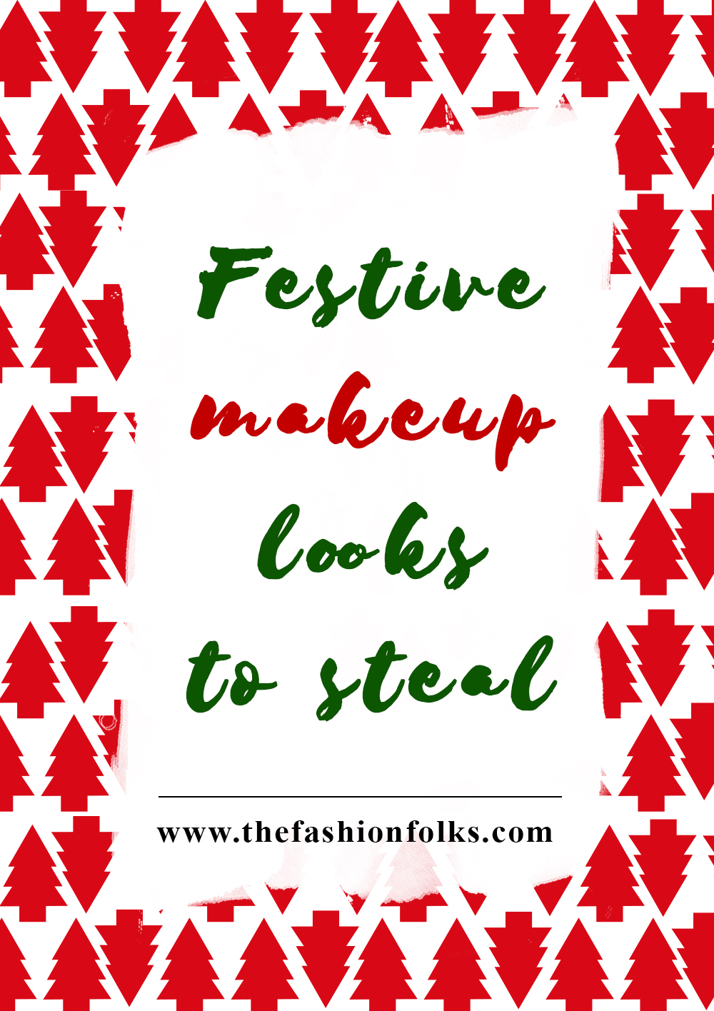 Festive Makeup Looks To Steal - Christmas Week Edition with Keira Knightely and Beyoncé Makeup Looks   The Fashion Folks