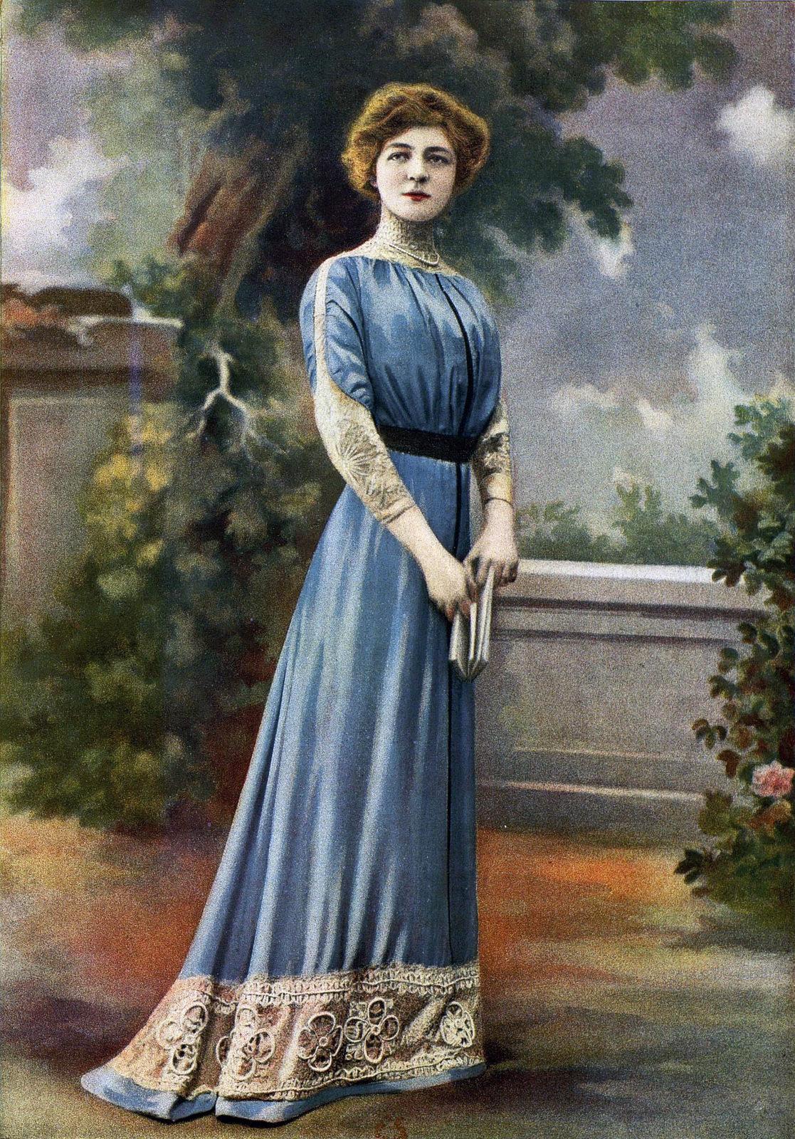 20th Century Fashion History: 1910 – 1920