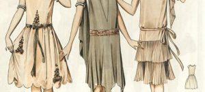 20th century fashion history 1920 - 1930 | The Fashion Folks