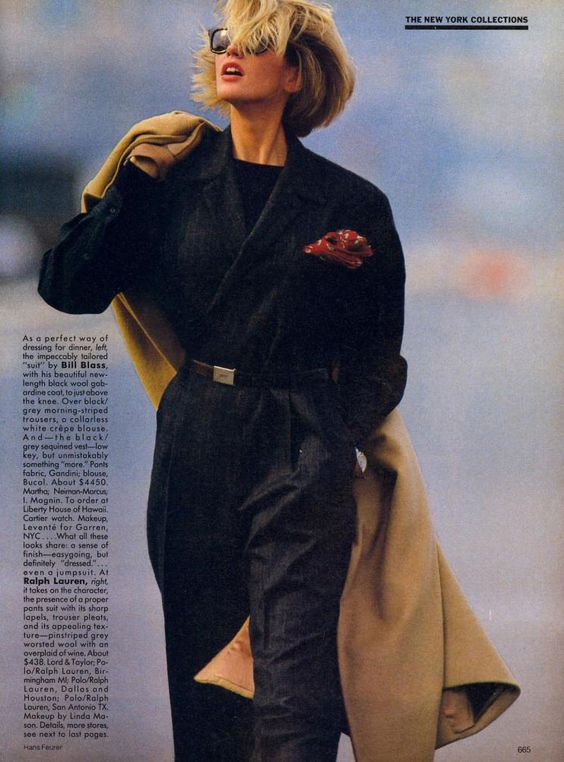 20th Century Fashion History: 1980-1990
