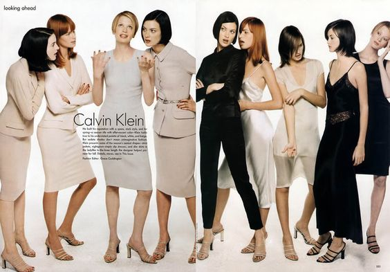 20th Century Fashion History: 1990-2000 | The Fashion Folks