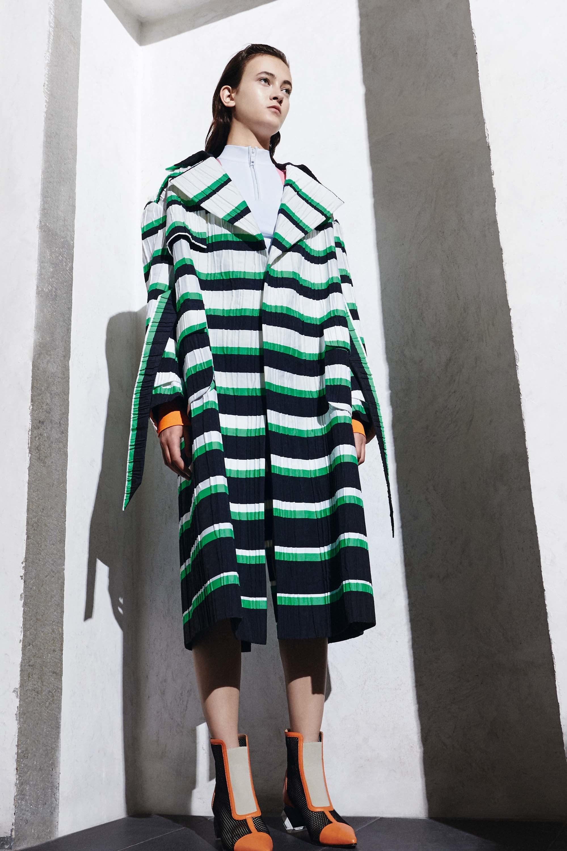 Greenery 2017 Emilio Pucci |  The Fashion Folks