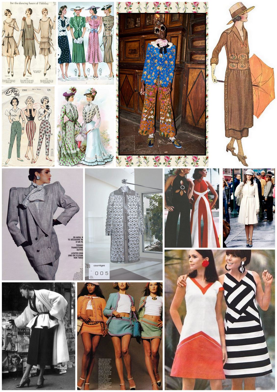 Fashion History Series | The Fashion Folks