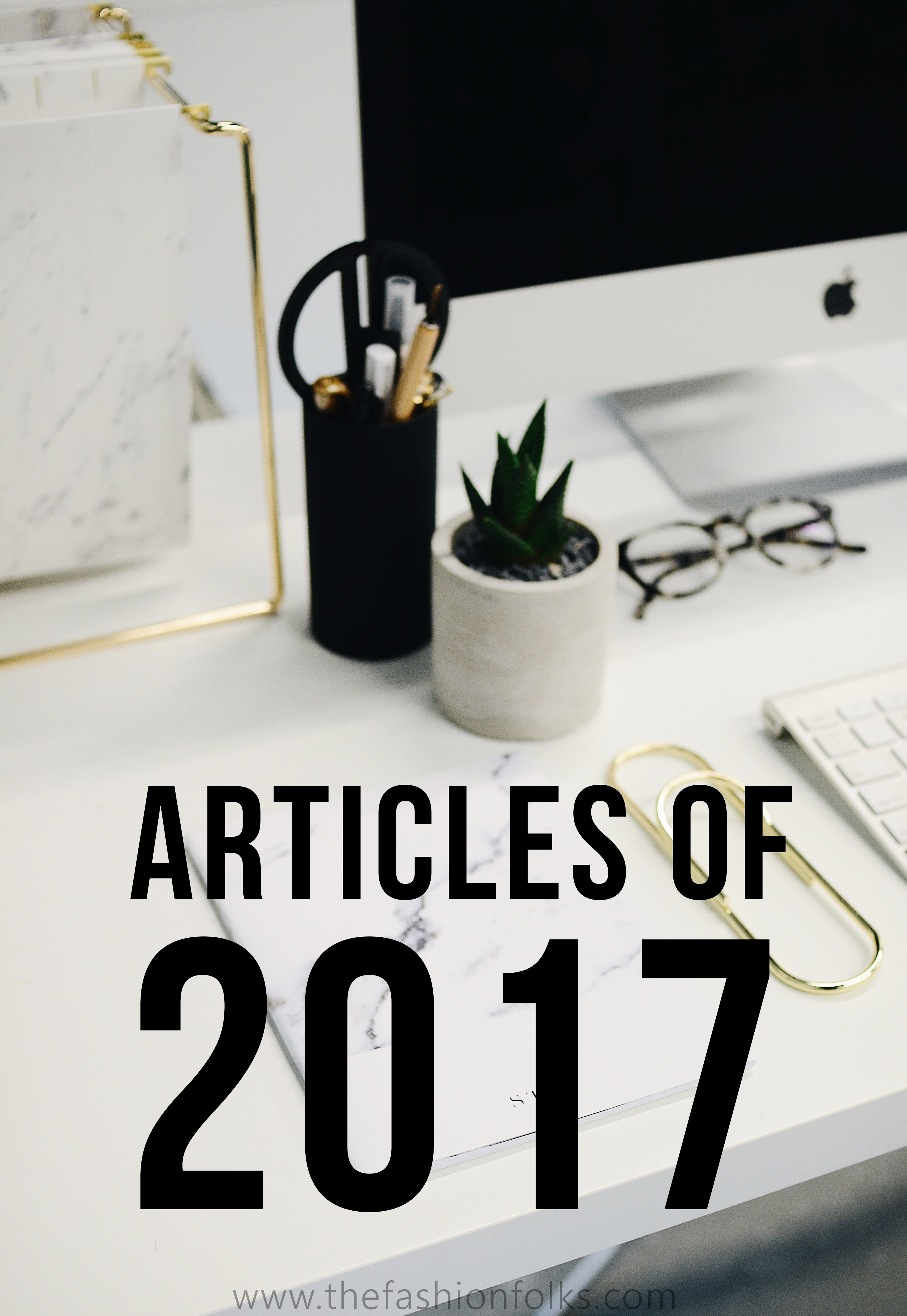 Summary: Articles of 2017