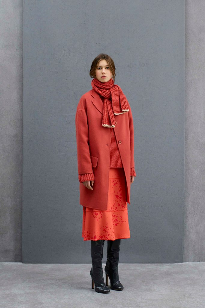 How To Add December To Your Life - Agnona Pre-Fall 2017