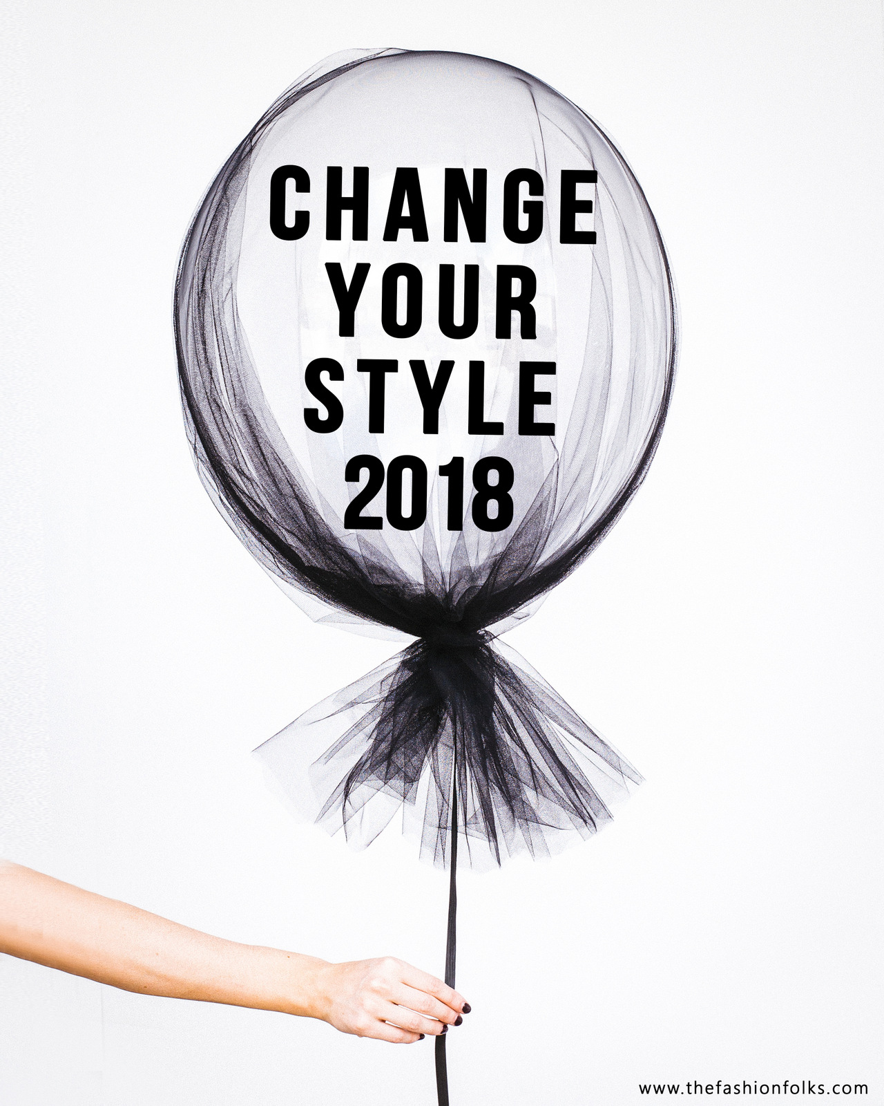 Easy Ways To Change Your Style 2018