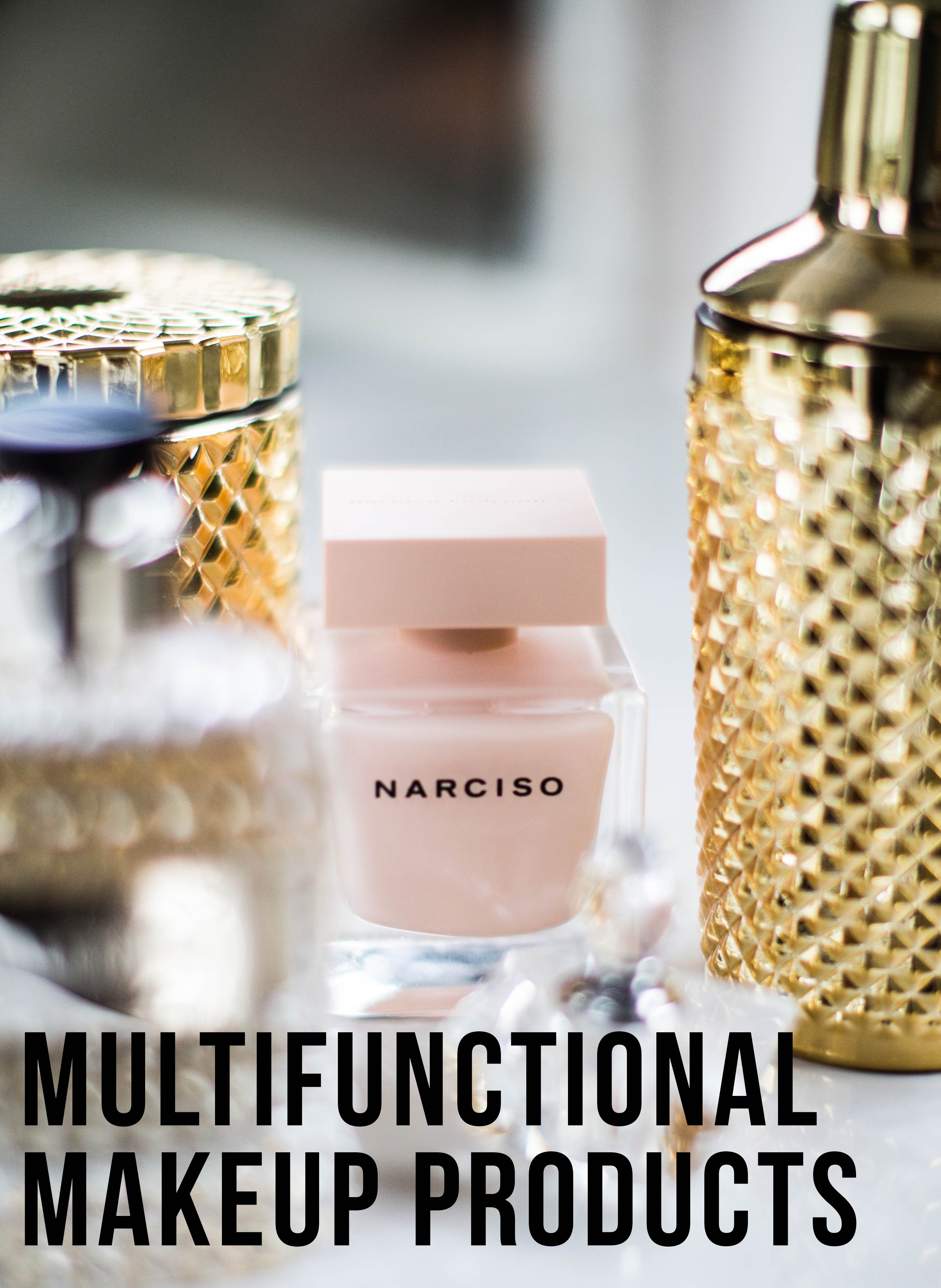 Multifunctional Makeup Products
