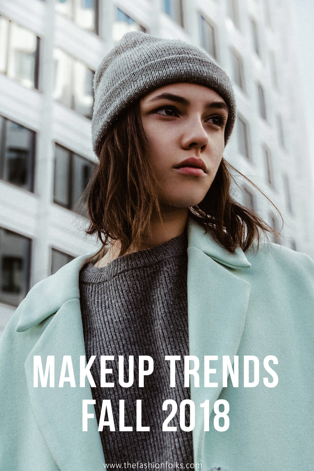 Preview: Makeup Trends Fall 2018