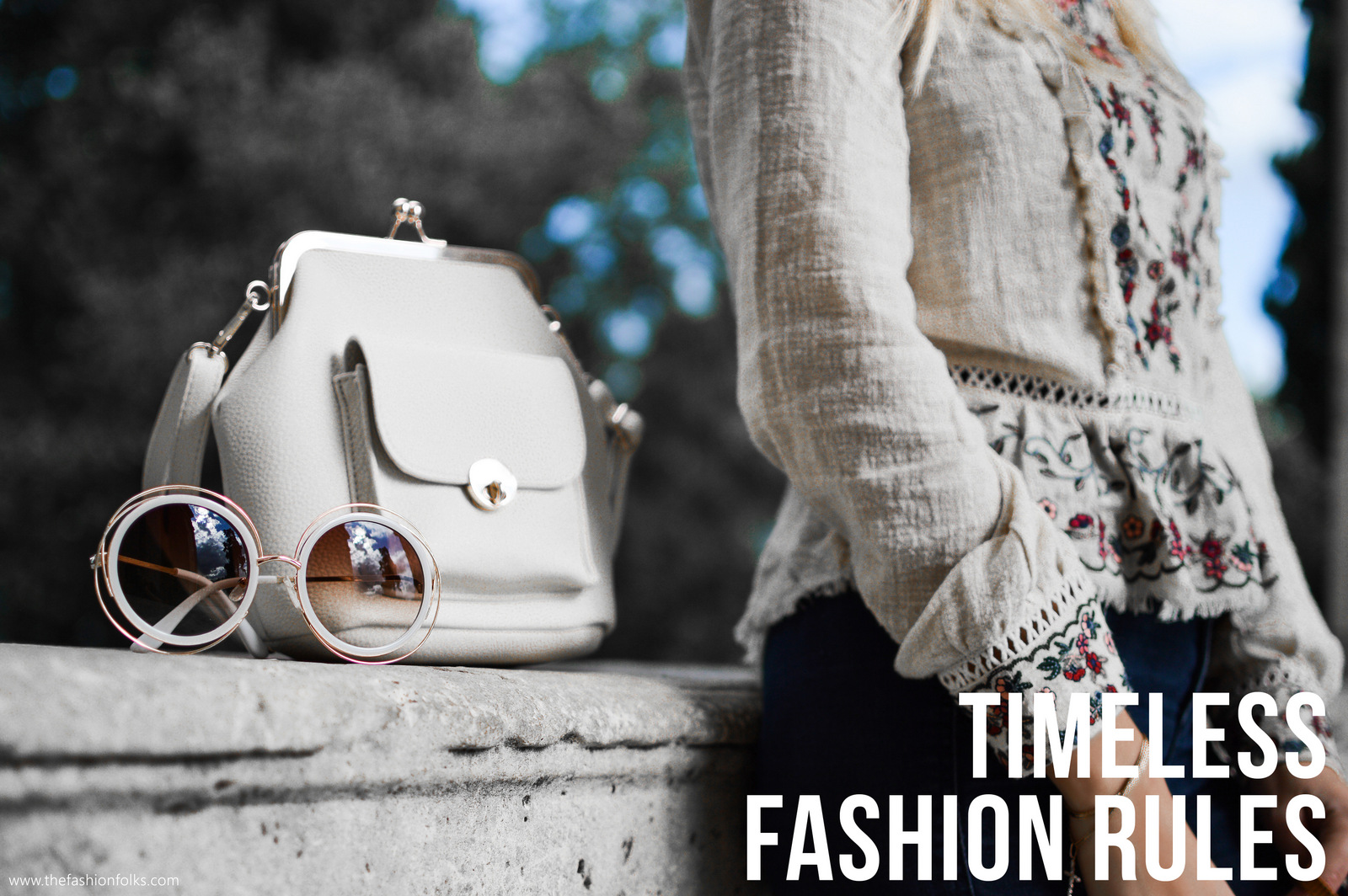 Timeless Fashion Rules We All Should Live By