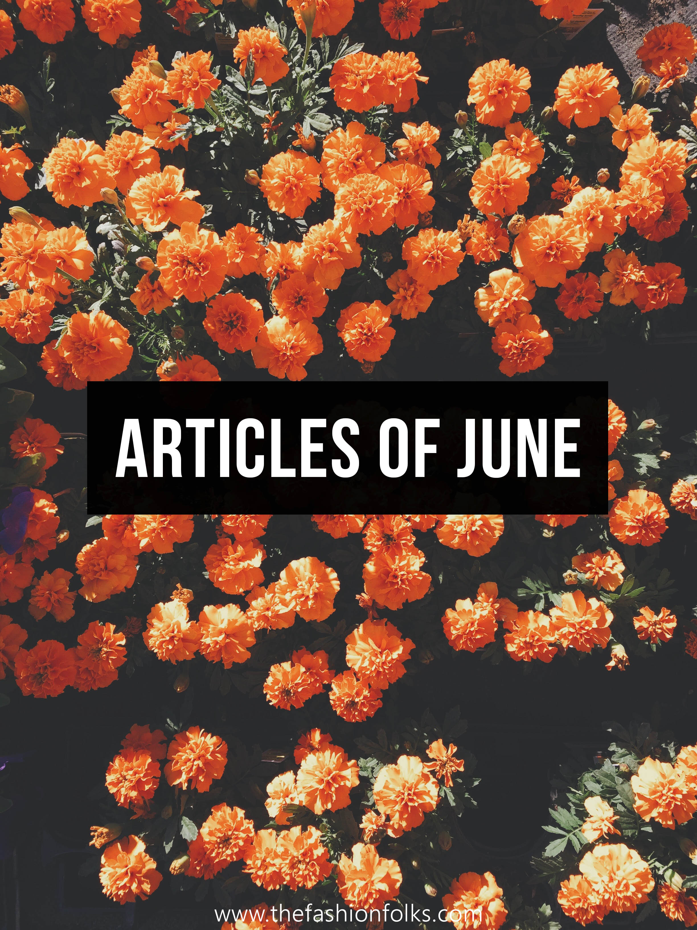 Articles of June 2018