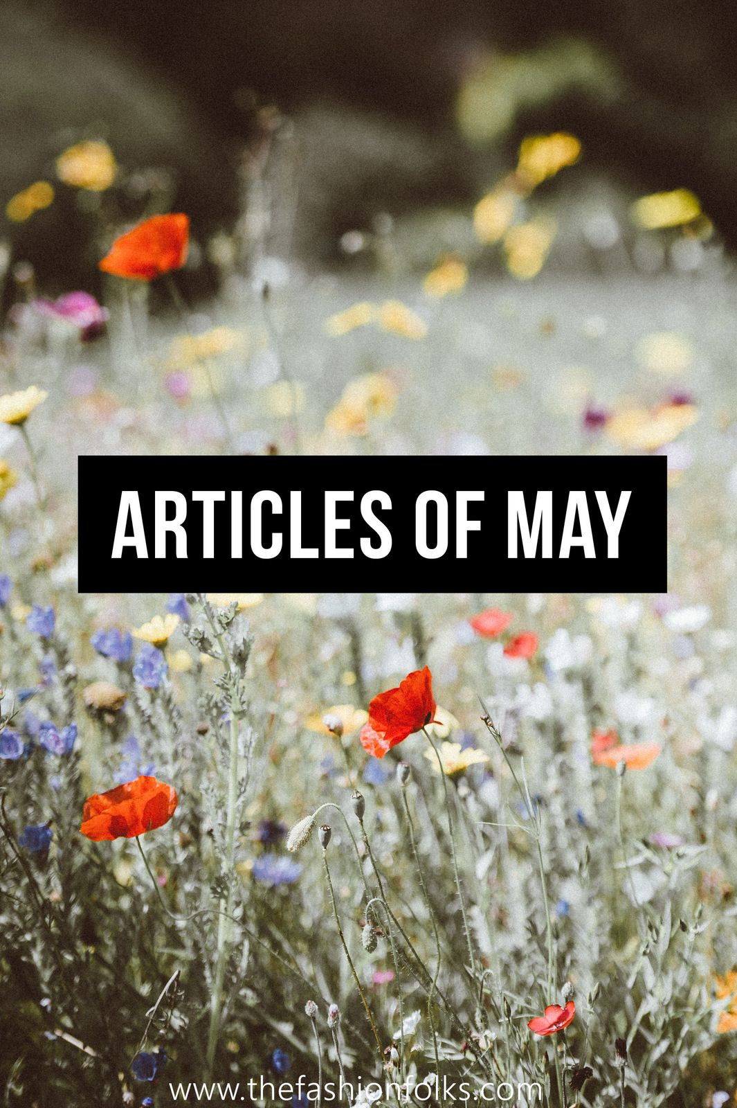 Articles of May 2018