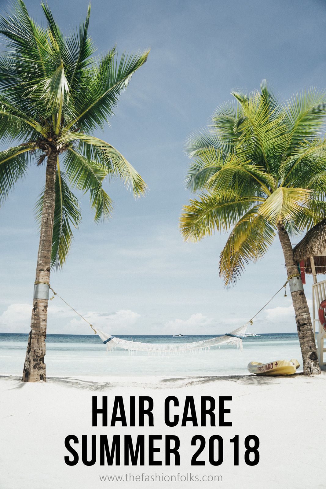 Hair Care Summer 2018