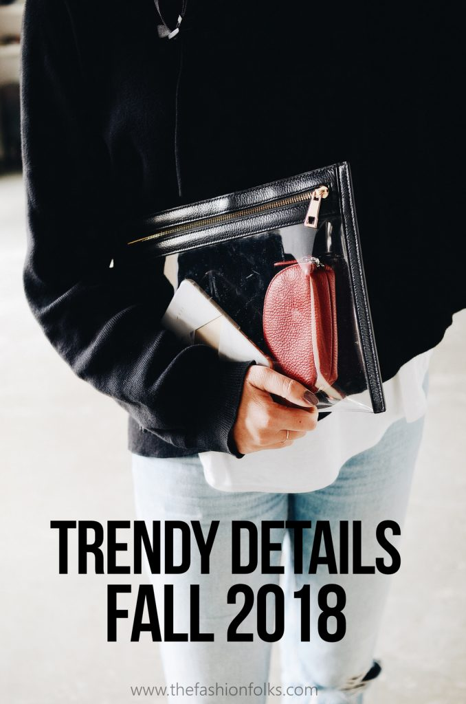 Trendy Fall 2018